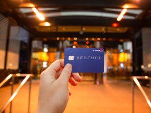 ¿Cómo funcionan los puntos de Capital One Venture Card?