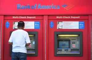 ¿Cuál es el monto máximo para retirar dinero en Bank of America?