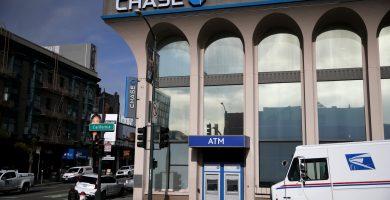 ¿Cuál es el número de identificación del banco Chase?