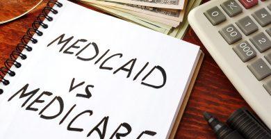 ¿Cuál es la diferencia entre Medicaid y Medicare?