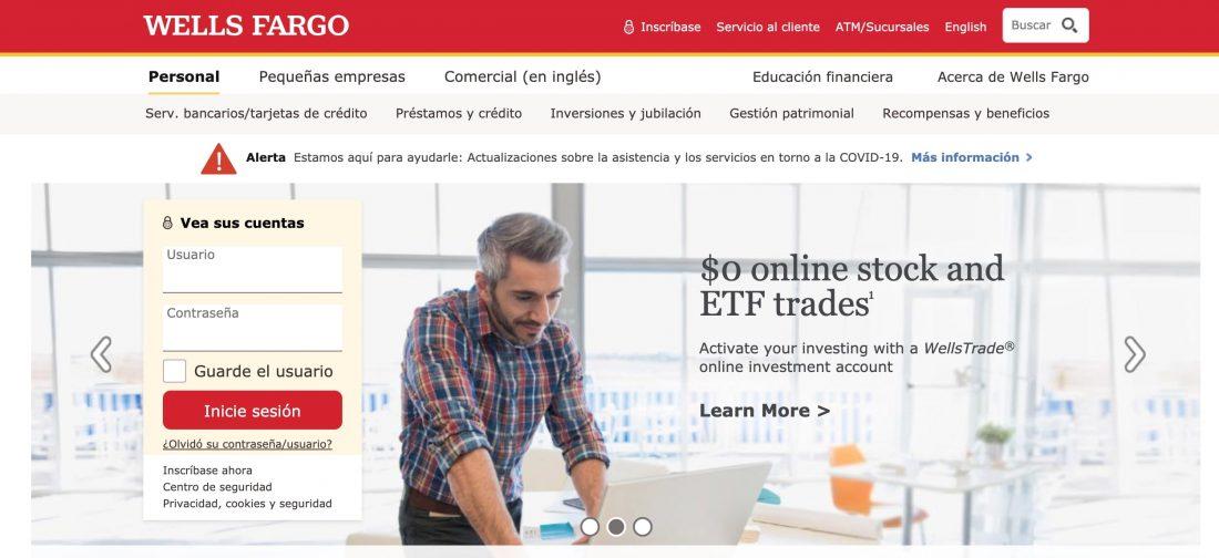¿Cuál es mi nombre de usuario (user id) de Wells Fargo?