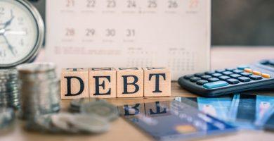 ¿Cuáles son los principales tipos y categorías de deuda?