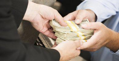 ¿Cuánto dinero puedes depositar en el banco sin problemas?