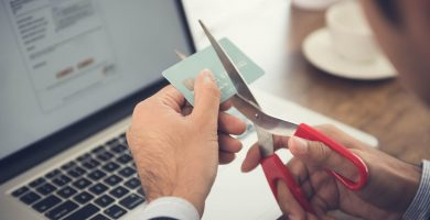 ¿Es malo cancelar una tarjeta de crédito?