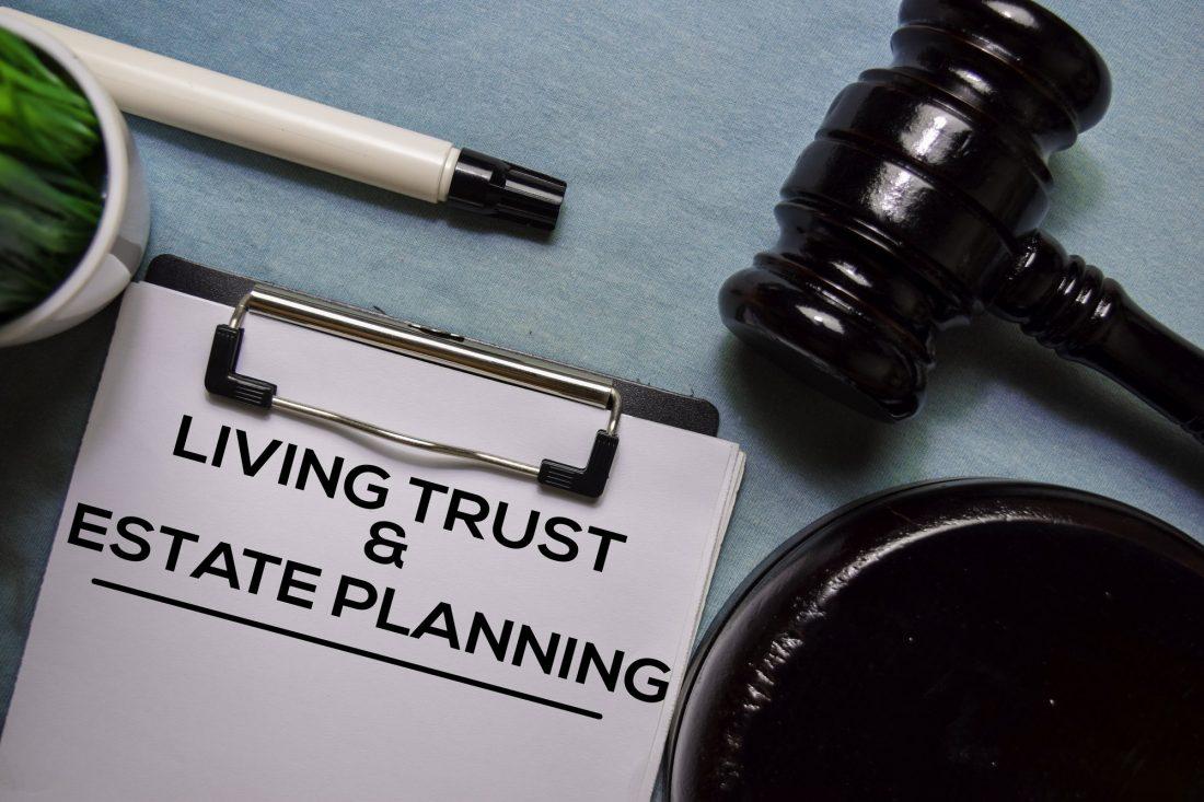 ¿Qué es un living trust?