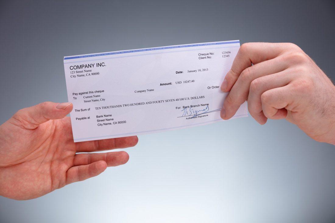 ¿Qué es una checking account?