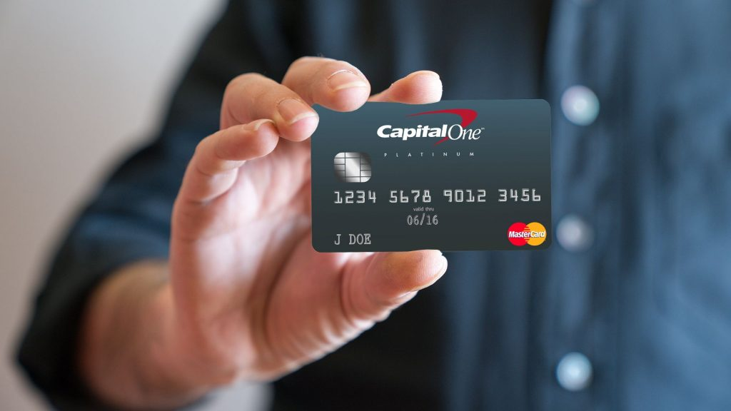Cómo aplicar para la tarjeta de crédito Capital One