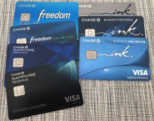 ¿Cómo aumentar el límite de la tarjeta de crédito de Chase?