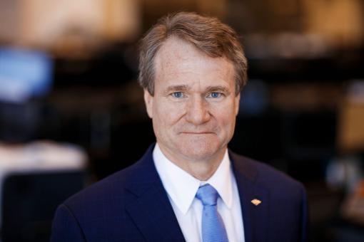 Brian T. Moynihan CEO y dueño de Bank of America
