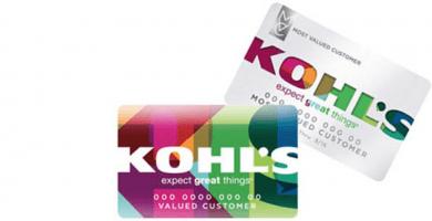 Cómo aplicar para la tarjeta de crédito de Kohl's