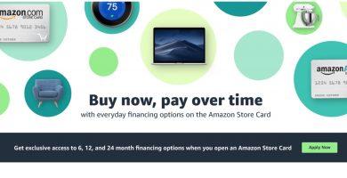 ¿Qué es y cómo funciona Amazon financing?