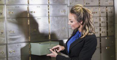 Cómo abrir una caja de seguridad en Estados Unidos