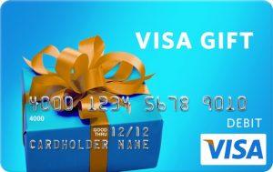 Cómo activar una gift card Visa y Mastercard