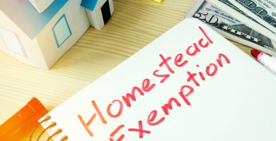 Cómo aplicar la exención de casa en Florida (Homestead exemption)
