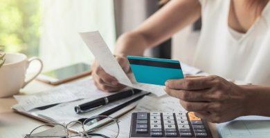Cómo calcular el pago mínimo de tu tarjeta de crédito