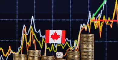Cómo comprar acciones de Canadá