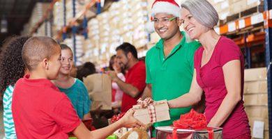Cómo conseguir ayuda económica en Navidad y las fiestas