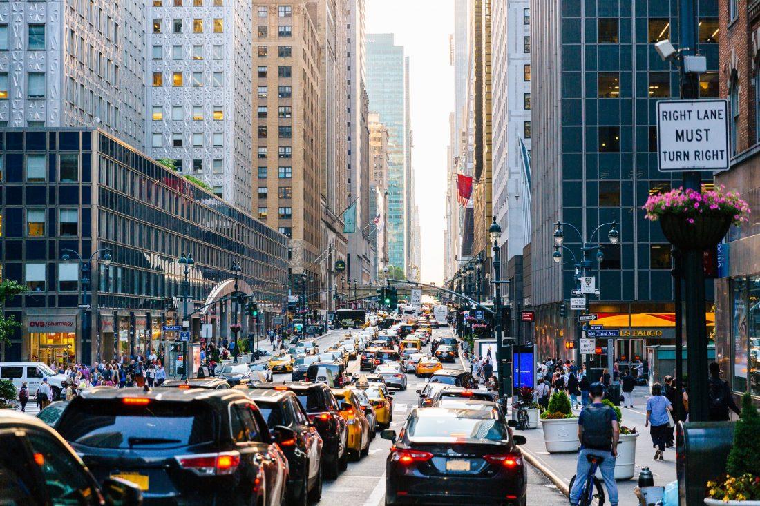 Cómo pagar tickets de tránsito en New York