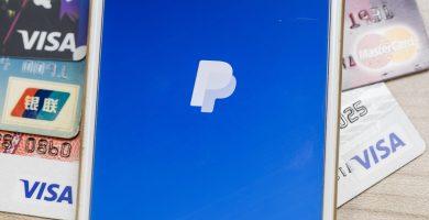 Cómo transferir dinero a Paypal con tarjeta de crédito