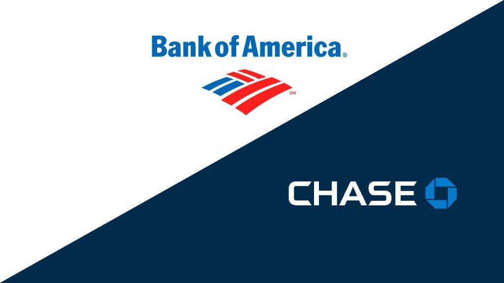 Cómo transferir dinero de Chase a Bank of America