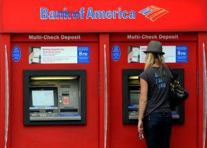 Cómo utilizar una tarjeta de Chase en un ATM de Bank of America