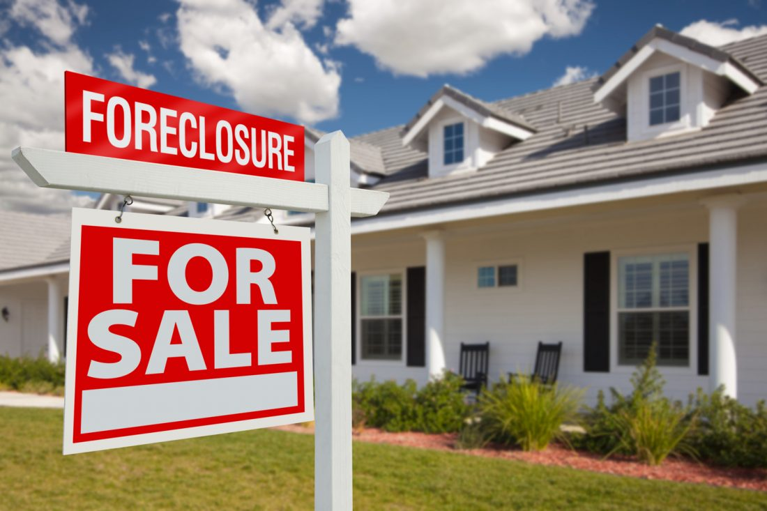 Cómo comprar una casa en foreclosure