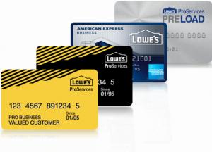 Cómo pagar la tarjeta de crédito de Lowe's