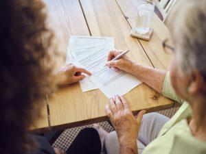 Como redactar y hacer un testamento en Estados Unidos