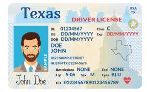 Como renovar la licencia en Texas