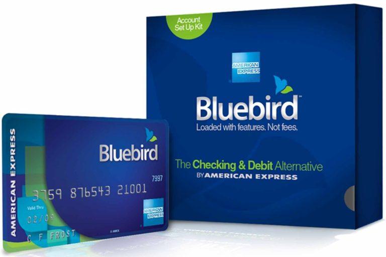Dónde obtener tarjeta prepagada Bluebird American Express (Walmart)