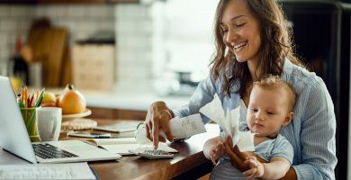 Crédito por niño en los taxes- cuánto devuelven y cómo calificar