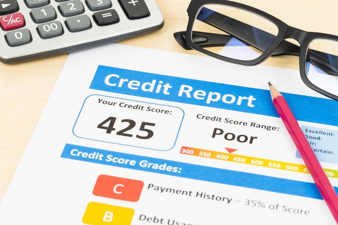 Cuántas veces se puede checar el reporte de crédito al año