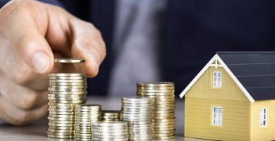 Cuánto crédito necesito para comprar una casa