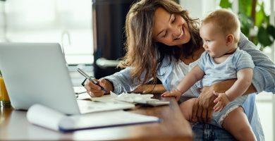 Cuánto es el crédito por niño en los taxes