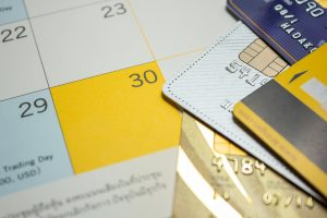¿Cuál es el período de gracia de las tarjetas de crédito en USA?