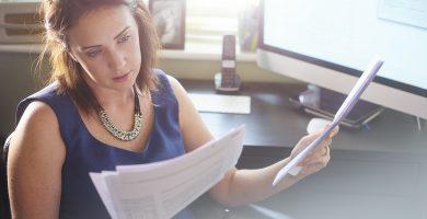 ¿Cuándo es que un pago atrasado se refleja en tu crédito?
