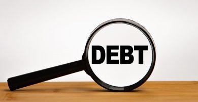Diferencias entre una deuda garantizada y una no-garantizada