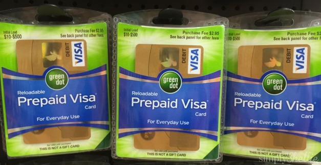 Green dot visa prepagada 2