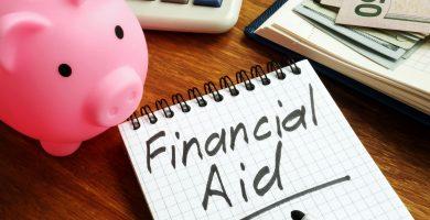 Listado de programas de ayuda financiera en California