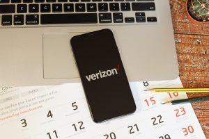 Número de teléfono de Verizon para pagar bill
