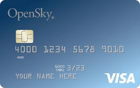 OpenSky Secured Visa
