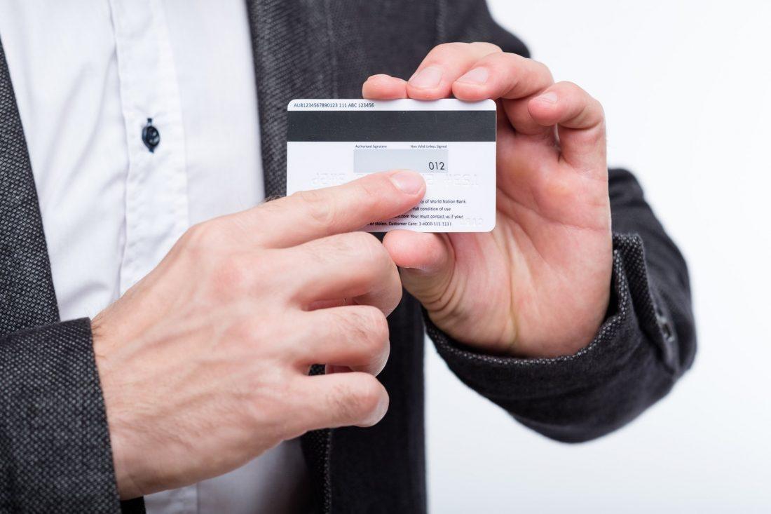 Qué es el CVV o CVC en las tarjetas de crédito