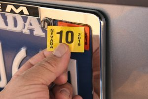 Qué es el tag de un carro en Estados Unidos