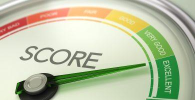 Qué es un buen credit score y cuál es el mas alto