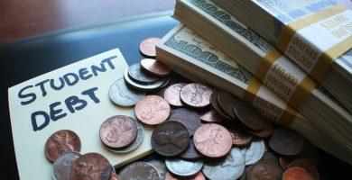 ¿Qué pasa si no pago un préstamo estudiantil?