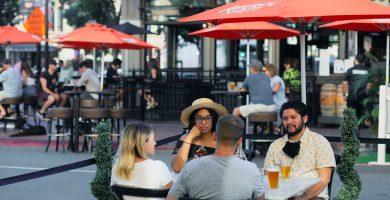 Restaurantes que aceptan EBT en California