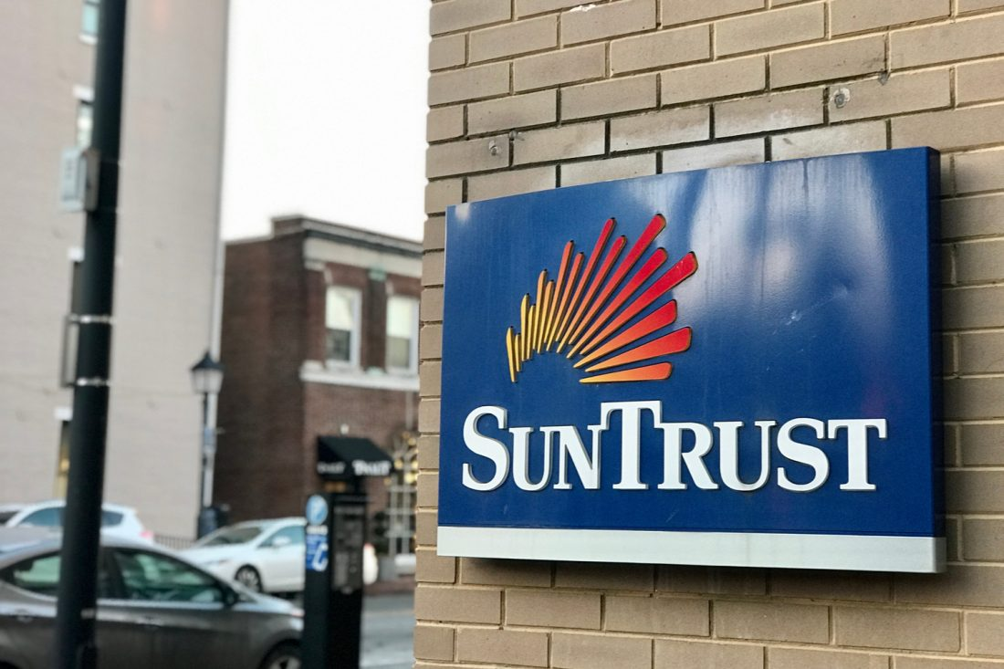 Sucursales SunTrust bank