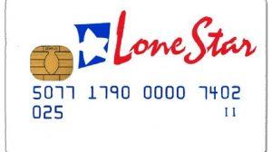 Tarjeta Lone Star- Todo sobre la tarjeta EBT en Texas