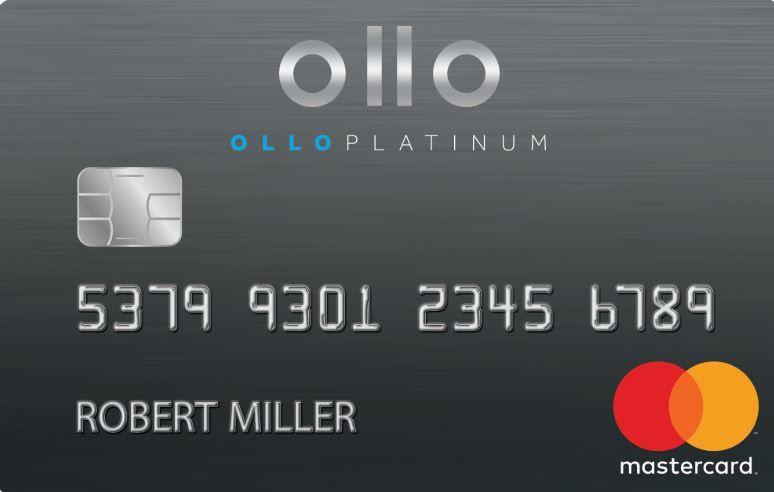 Tarjeta Ollo Platinum de Mastercard