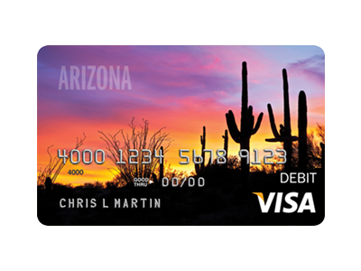 Tarjeta Snap Arizona
